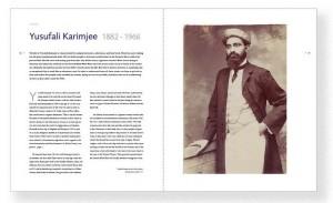 Spread uit The Karimjee Jivanjee Family, Mercant Princes of East Arica 1800-2000
