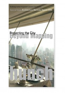 Cover Hunch; Presentatie Berlage Institute op Architectuur BIënnale Venetië 2006